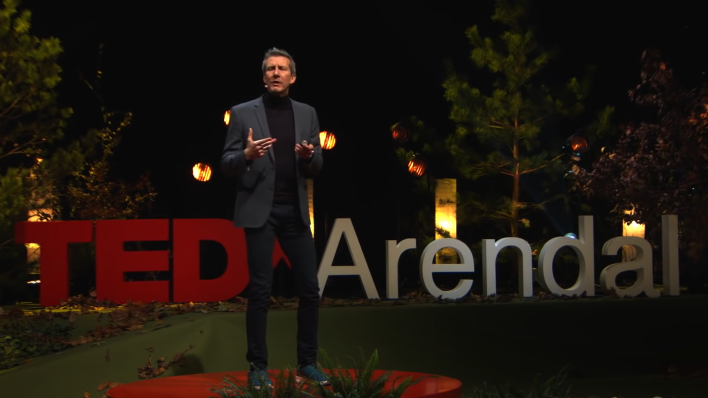 Dr. Stephen Seiler TEDx Arendal - how normal people can train like the best