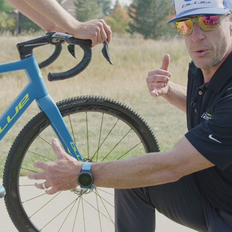 Grant Holicky cyclocross technique video